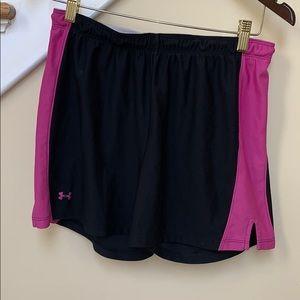 Women's Shorts size Medium Under Armour